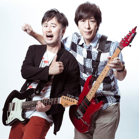 伊藤一朗(Every Little Thing)&大渡亮(Do As Infinity) (okmusic UP's)