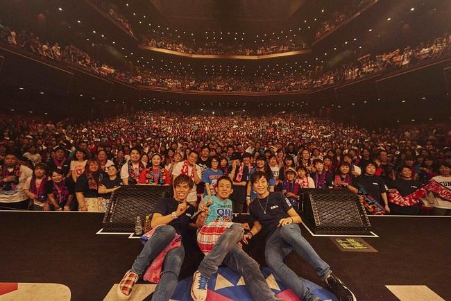 6月28日(土) @東京・オリンパスホール八王子