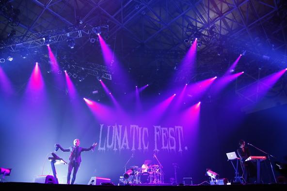 6月28日(日)@『LUNATIC FEST.』【minus(-)】 (okmusic UP's)