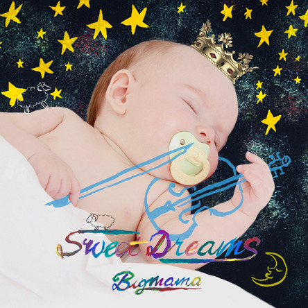 シングル「Sweet Dreams」 (okmusic UP\'s)