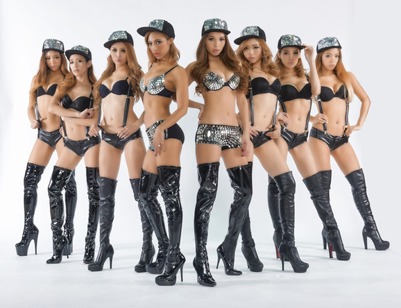 CYBERJAPAN DANCERS (okmusic UP's)