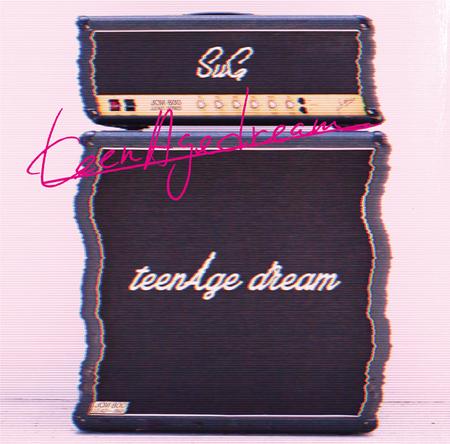 シングル「teenAge dream/Luv it!!」 (okmusic UP's)