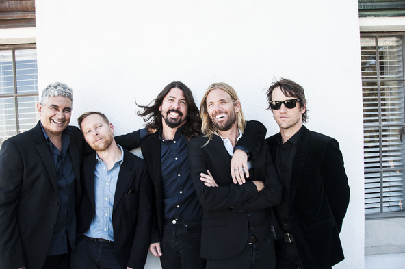 Foo Fighters (okmusic UP's)