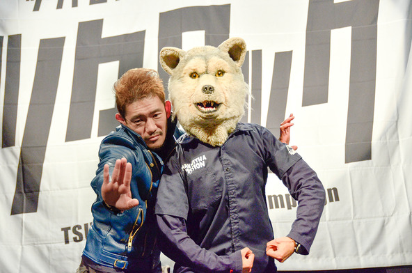 「ツタロックpresents TOSHI-LOW (BRAHMAN)×Jean-Ken Johnny (MAN WITH A MISSION )スペシャル・トーク・イベント」 (okmusic UP\'s)