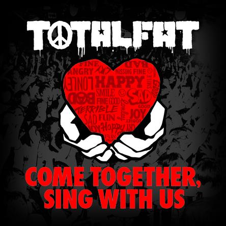 アルバム『COME TOGETHER, SING WITH US』 (okmusic UP's)