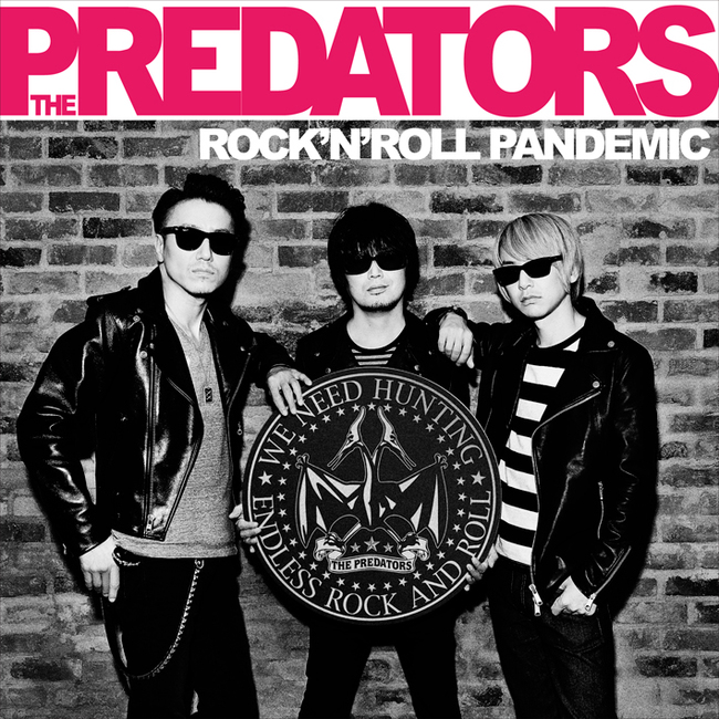 アルバム『ROCK'N'ROLL PANDEMIC』