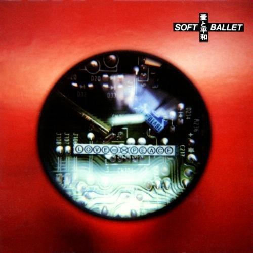 SOFT BALLET『愛と平和』のジャケット写真