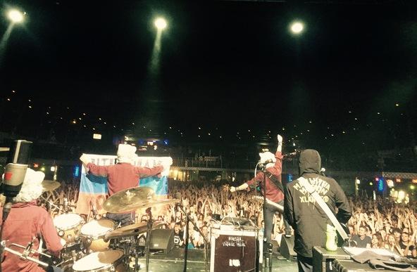 6月30日@ST.PETERSBURG A2 (RUSSIA) (okmusic UP's)