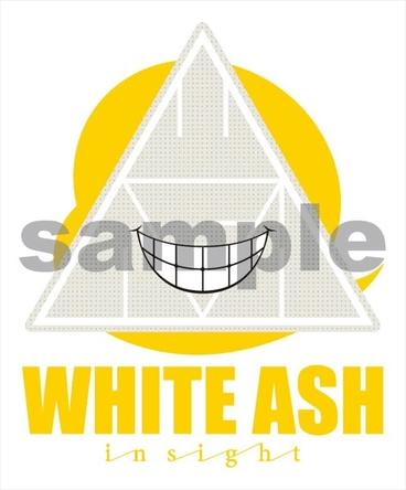 【タワーレコード】 WHITE ASH×アニメ「GATCHAMAN CROWDS insight」コラボステッカー  (okmusic UP's)