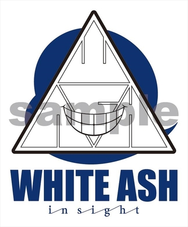 【TSUTAYA】 WHITE ASH×アニメ「GATCHAMAN CROWDS insight」コラボステッカー (okmusic UP's)