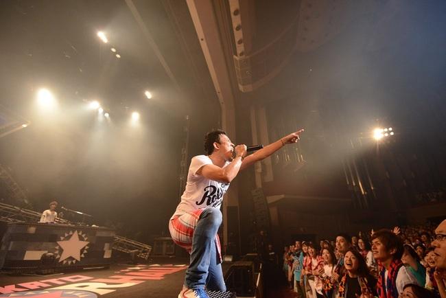 7月4日@東京・NHKホール