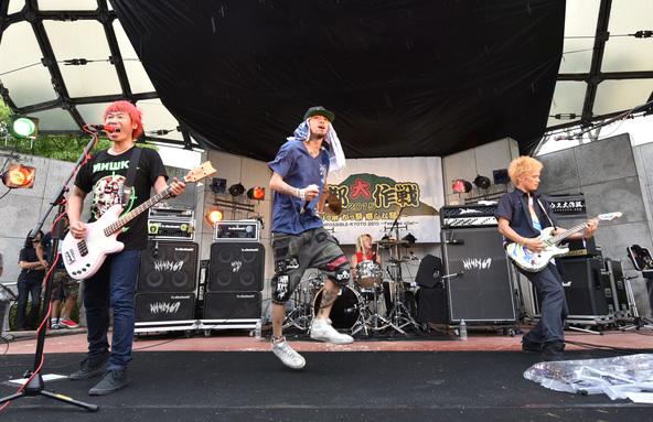 7月4日@「京都大作戦2015」 (okmusic UP\'s)