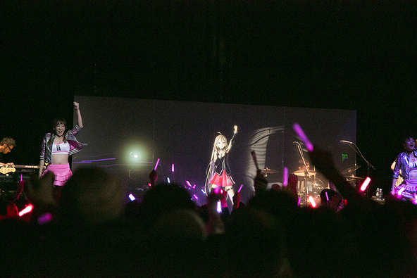 7月4日@「ANIME EXPO PRESENTS COOL JAPAN FESTIVAL」 (okmusic UP's)