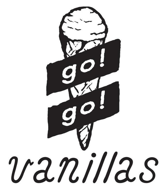 go!go!vanillas ロゴ