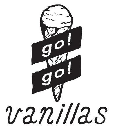 go!go!vanillas ロゴ (okmusic UP\'s)