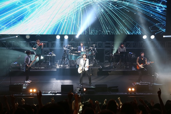 7月4日@「凡人譜 2015 台北演唱會 flumpool Taiwan Special Live」 (okmusic UP's)
