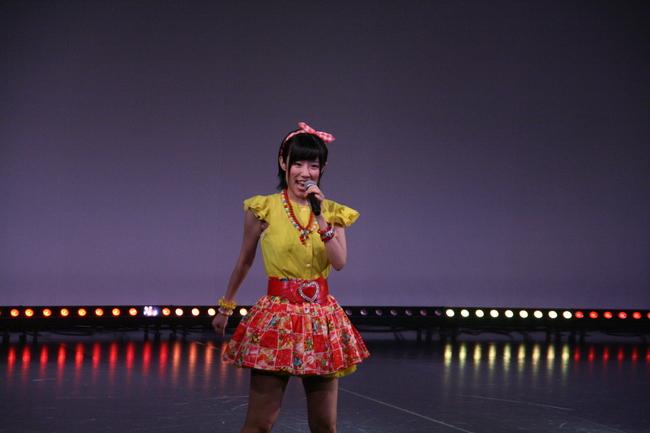「ミナミアイドルフェスティバル7.5」(池本真緒)