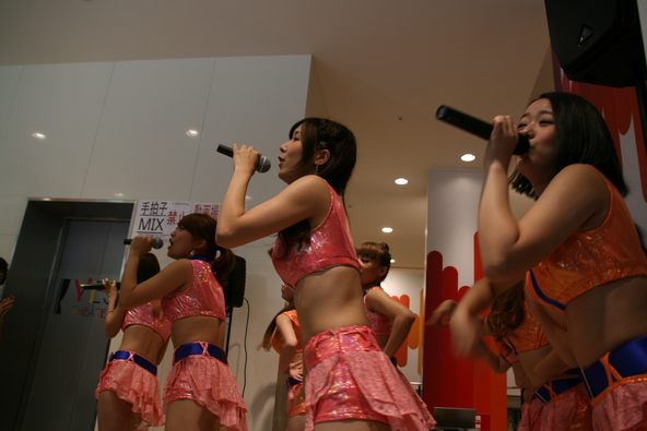 「ミナミアイドルフェスティバル7.5」(口パクライブ) (okmusic UP's)