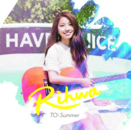 シングル「TO: Summer」【初回盤】(2CD) (okmusic UP's)