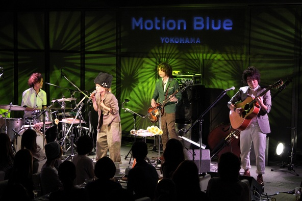 7月7日@MOTION BLUE YOKOHAMA (okmusic UP's)