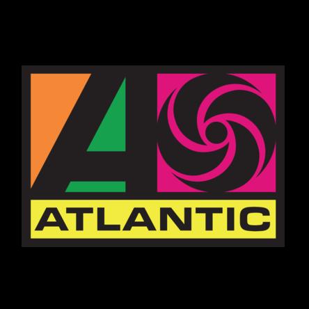 Atlantic Japan ロゴ (okmusic UP's)