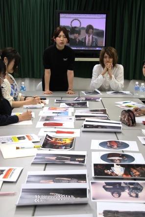 GLIM SPANKY×バンタンデザイン研究所 ファッション学部の学生 (okmusic UP's)