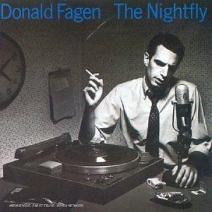 Donald Fagen『THE NIGHTFLY』のジャケット写真