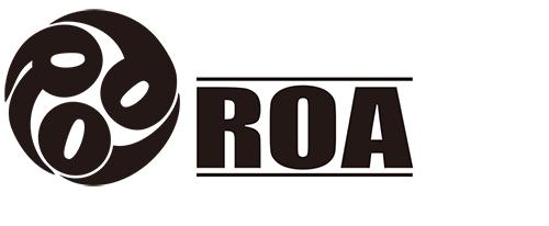 ROA ロゴ (okmusic UP's)