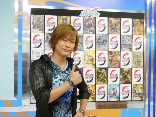 TVアニメ「フューチャーカード バディファイト ハンドレッド」の新OPテーマと挿入歌を担当することが決定した高橋秀幸