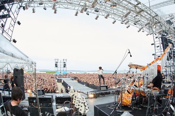 7月11日(土)@愛知県・セントレア島野外特設会場 (okmusic UP\'s)