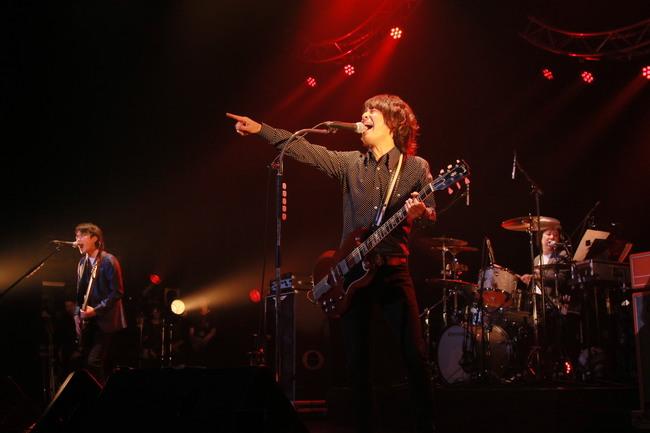 7月11日(土)@赤坂BLITZ【TRICERATOPS】