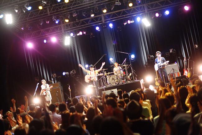 7月12日@渋谷TSUTAYA O-EAST