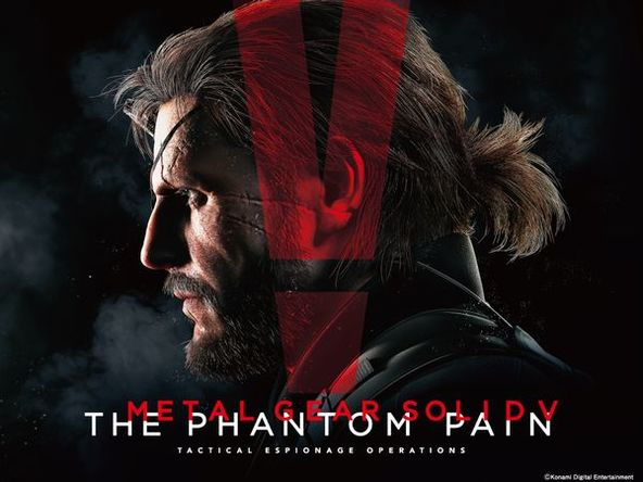 『METAL GEAR SOLID V: THE PHANTOM PAIN』巻き帯仕様 (okmusic UP's)