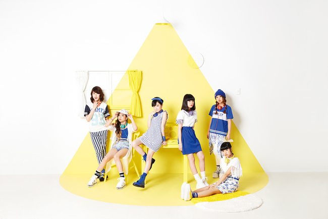 主題歌担当のLittle Glee Monster。左から、かれん、MAYU、芹奈、manaka、麻珠、アサヒ
