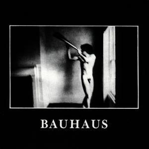Bauhaus『In The Flat Field』のジャケット写真 (okmusic UP's)