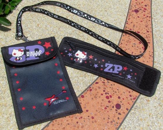 Zepp x Hello Kitty手提包,手镯袋(c)1976,2015 SANRIO CO。,LTD。批准号S561771(okmusic UP's)