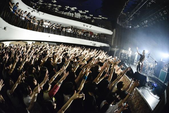 7月18日@東京・キネマ倶楽部 (okmusic UP's)