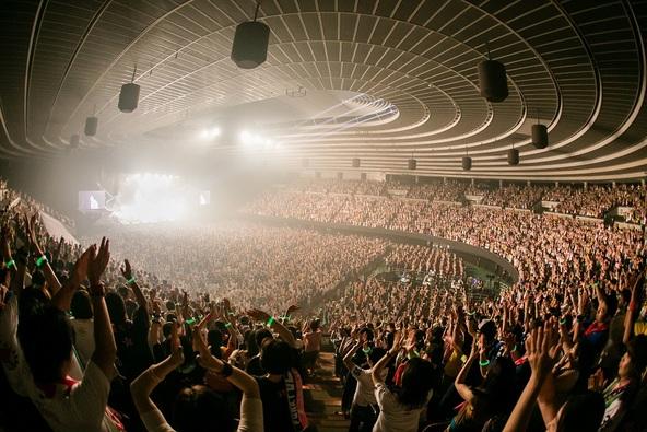 7月19日(日)@大阪城ホール (okmusic UP's)