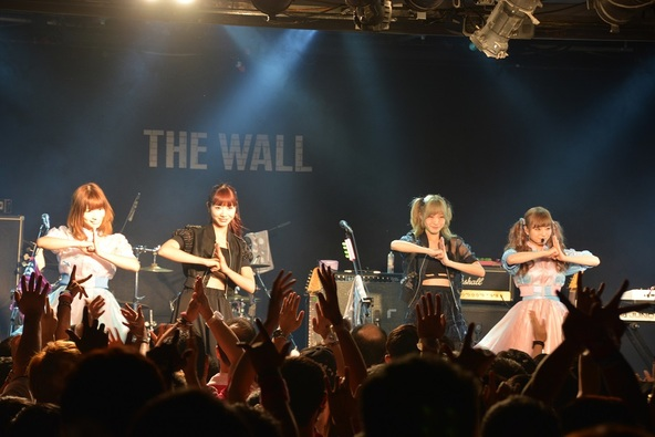 7月17日(金)@台湾・THE WALL (okmusic UP's)