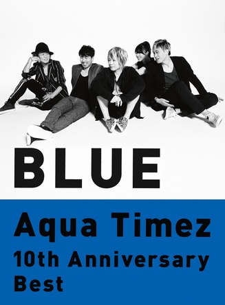 アルバム『BLUE』【team AQUA限定盤】(2CD+DVD) (okmusic UP's)