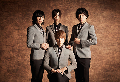 THE BAWDIES (okmusic UP's)