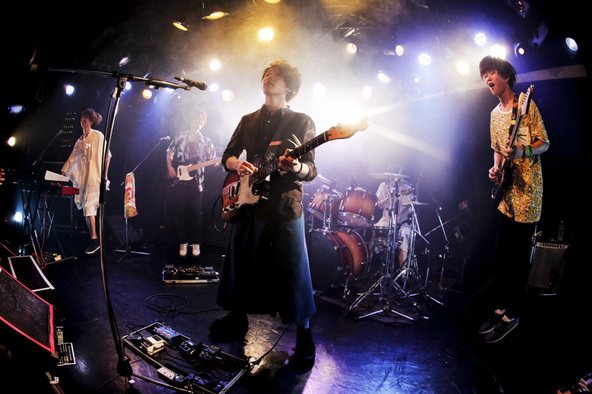 7月20日(月)@渋谷eggman(Mrs. GREEN APPLE) (okmusic UP\'s)