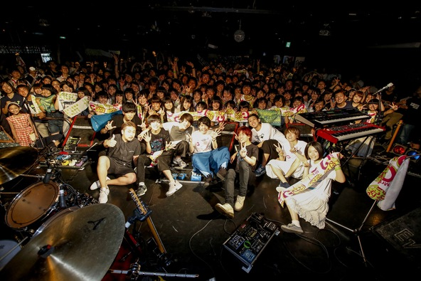 7月20日(月)@渋谷eggman (okmusic UP's)