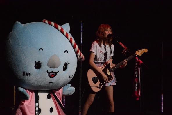 7月24日@東京・NHKホール (okmusic UP's)