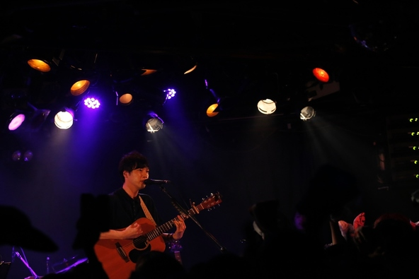 7月26日@渋谷eggman (okmusic UP's)