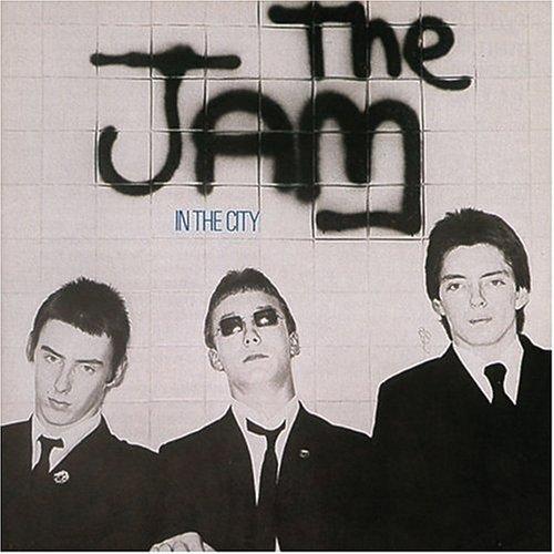 The Jam『In the City』のジャケット写真