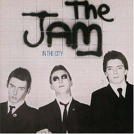 The Jam『In the City』のジャケット写真 (okmusic UP\'s)