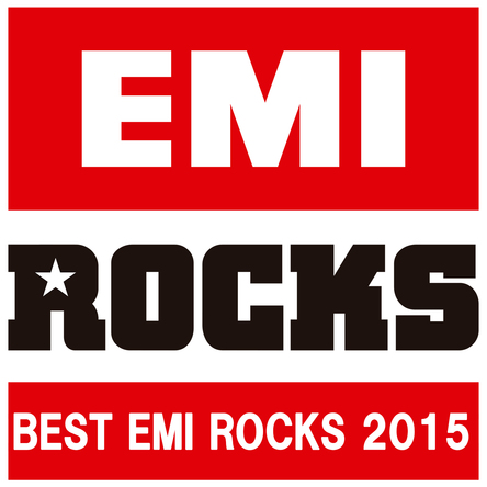 アルバム『BEST EMI ROCKS 2015』 (okmusic UP's)