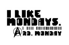 『I Like Mondays. 3rd Monday.』ロゴ (okmusic UP's)