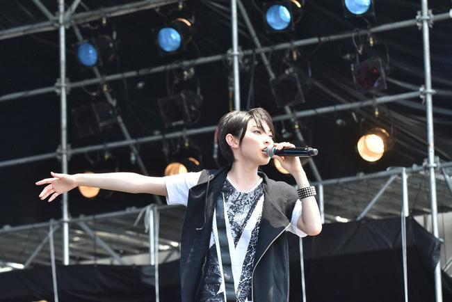 8月1日(土)@「情熱大陸SPECIAL LIVE SUMMER TIME BONANZA'15」